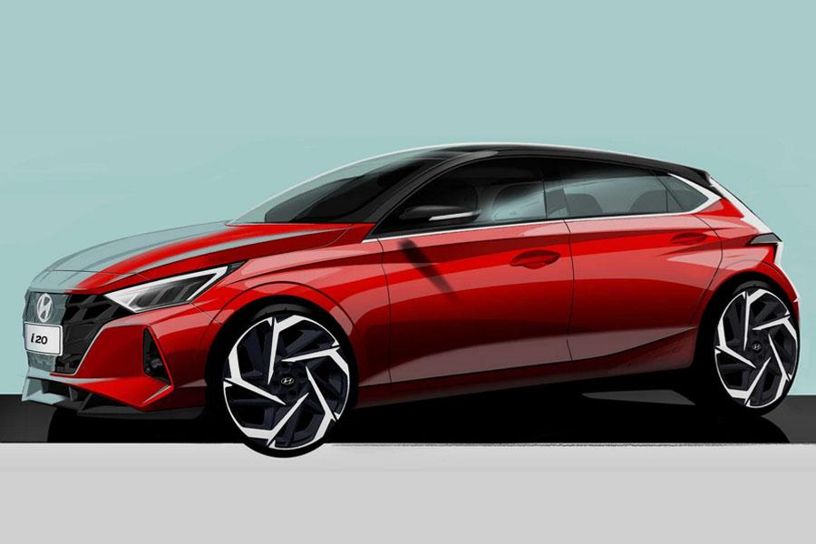 Next Generation Hyundai i20 Teased Ahead of Geneva Debut 9