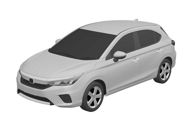 2020 Honda City to Also Get a Hatchback Version 2