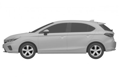 2020 Honda City to Also Get a Hatchback Version 3