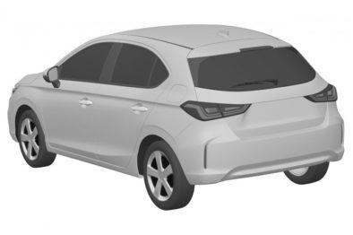 2020 Honda City to Also Get a Hatchback Version 4