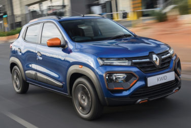 2020 Renault Kwid Launched in India at INR 2.92 Lac 6