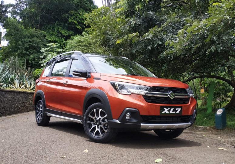 Suzuki XL7 Launched in Indonesia 1