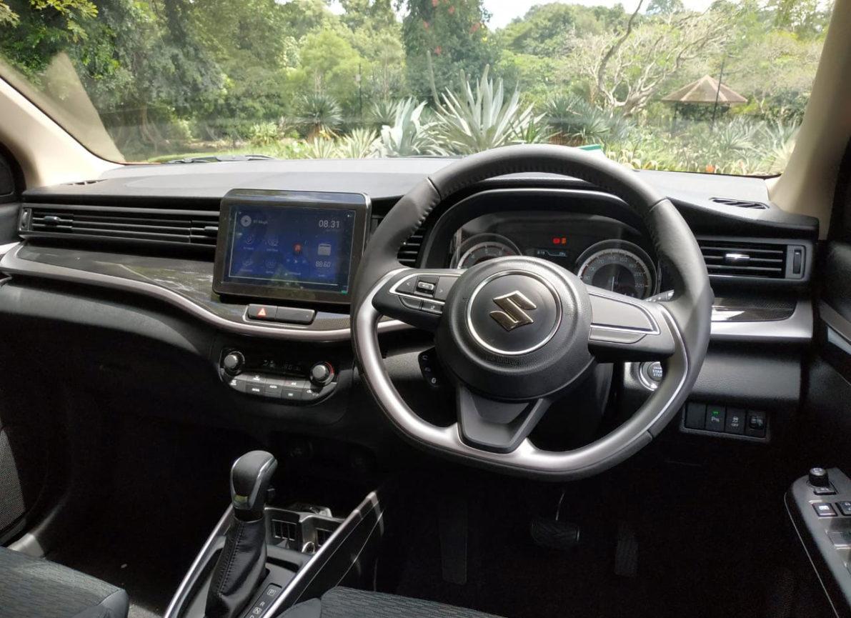Suzuki XL7 Launched in Indonesia 7