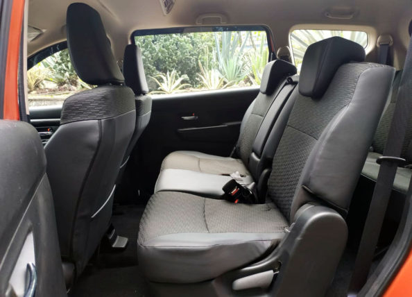 Suzuki XL7- The Honda BR-V Rival 6