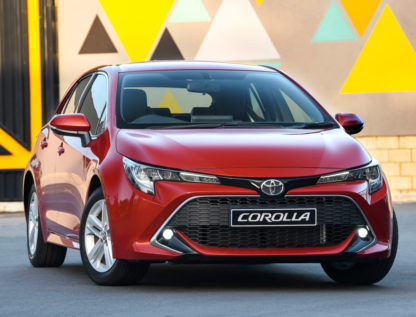 12th Gen Toyota Corolla in Pakistan: What to Expect? 15