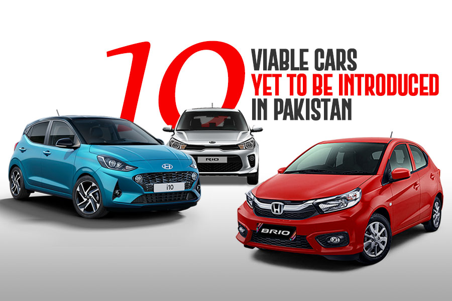 10 Viable Cars Yet to be Introduced in Pakistan 8