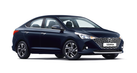 2020 Hyundai Verna Facelift Launched in India from INR 9.31 Lac 2