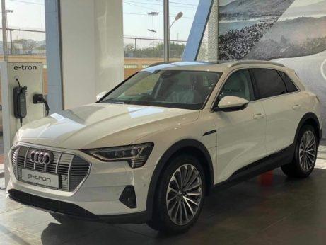 Audi Brings the E-tron Quattro Electric SUV to Pakistan 2