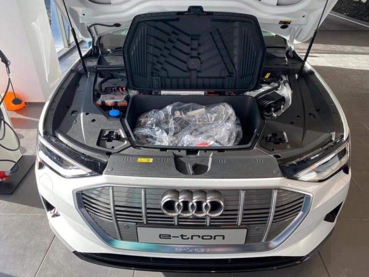 Audi Brings the E-tron Quattro Electric SUV to Pakistan 14