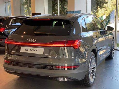 Audi Brings the E-tron Quattro Electric SUV to Pakistan 15