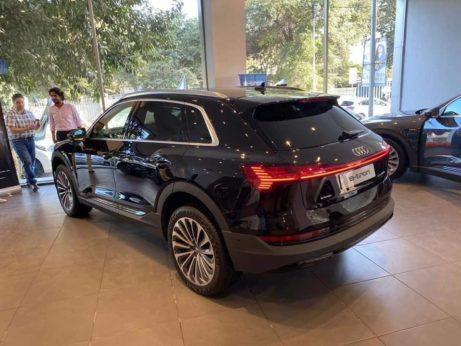 Audi Brings the E-tron Quattro Electric SUV to Pakistan 16