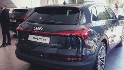 Audi Brings the E-tron Quattro Electric SUV to Pakistan 18