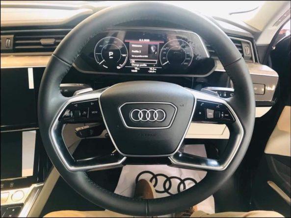Audi Brings the E-tron Quattro Electric SUV to Pakistan 11