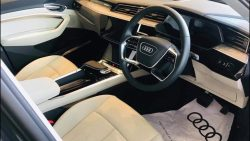 Audi Brings the E-tron Quattro Electric SUV to Pakistan 7