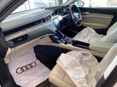 Audi Brings the E-tron Quattro Electric SUV to Pakistan 8