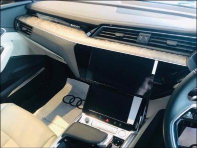 Audi Brings the E-tron Quattro Electric SUV to Pakistan 9
