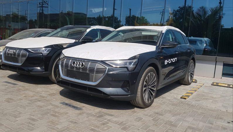 Audi Brings the E-tron Quattro Electric SUV to Pakistan 20