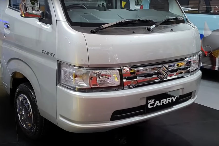 2020 Suzuki Carry Luxury Launched in Indonesia 2