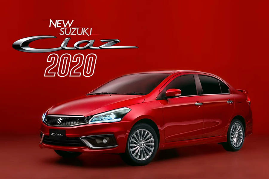 2020 Suzuki Ciaz Facelift Launched in Thailand 5