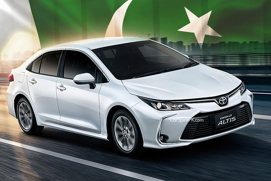 12th Gen Toyota Corolla to Begin Reaching Pakistan from This Year 5