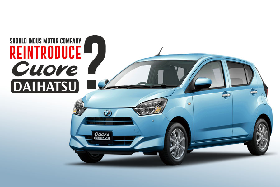 Should IMC Re-Introduce Daihatsu Cuore in Pakistan? 5