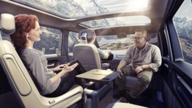 Volkswagen's Nostalgic Type 2 Van to Relive as E-Bulli 4