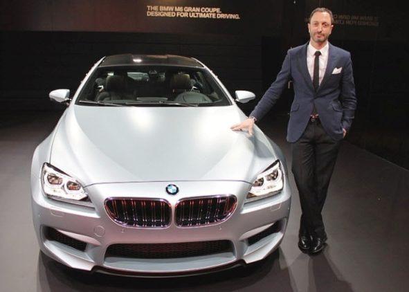 KIA Hires another Ex-BMW Designer 2