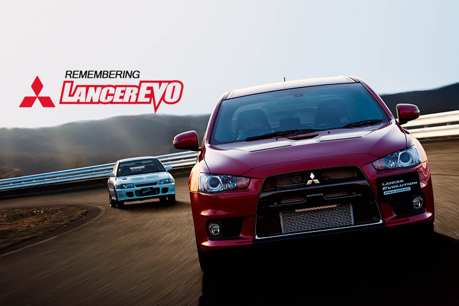 Remembering the Legendary Mitsubishi Lancer Evo 6