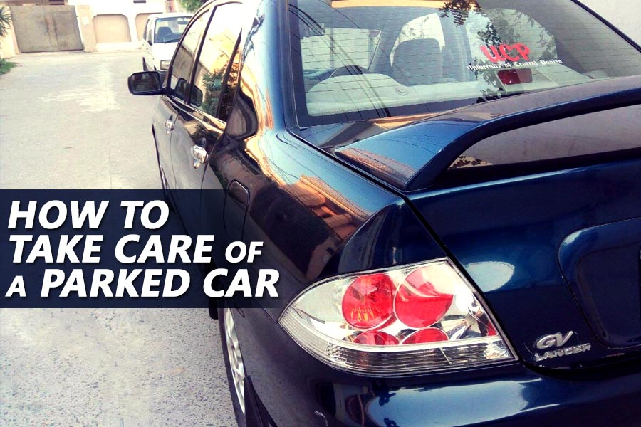 Guide: How to Take Care of Your Parked Car 6