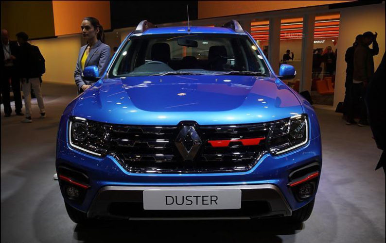 Renault Launches Duster Turbo in India Priced from INR 10.49 lac 1