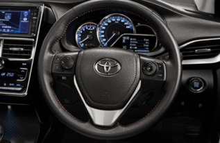 Toyota Updates the 2020 Yaris Ativ in Thailand 5