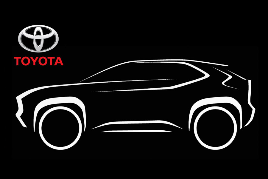 Toyota to Launch New SUV to Battle Sportage and Tucson 7