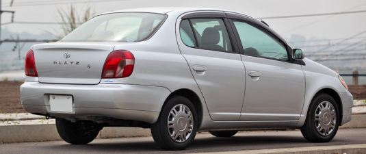History: Toyota Yaris All Generations 10