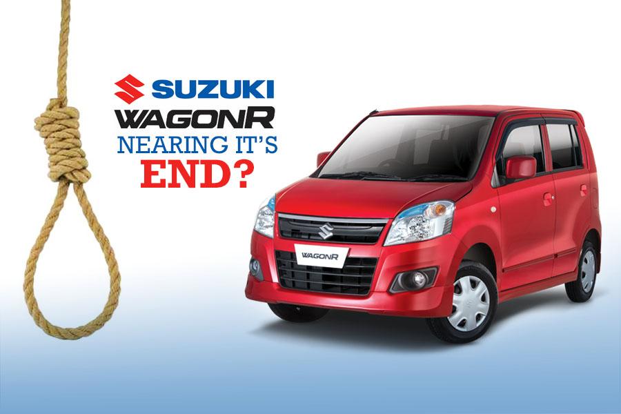 Pak Suzuki WagonR Nearing its End? 2