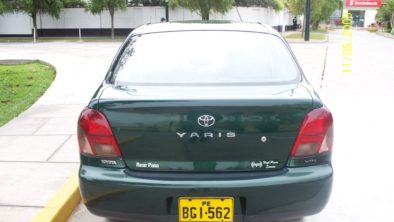 History: Toyota Yaris All Generations 7