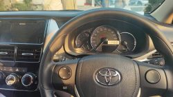 Toyota Yaris Booking Open 7