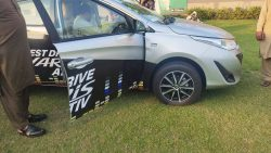 Toyota Yaris Booking Open 4