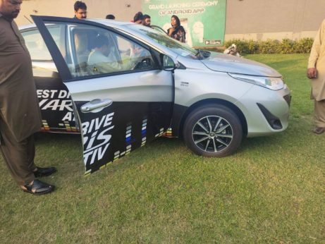 Toyota Yaris Booking Open 4