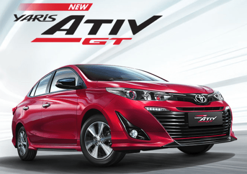 Toyota Updates the 2020 Yaris Ativ in Thailand 1