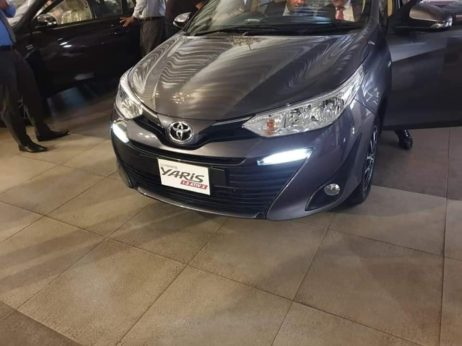 First Exclusive Images: 2020 Toyota Yaris in Pakistan 3