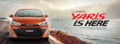Official 2020 Toyota Yaris Brochure is Out 8