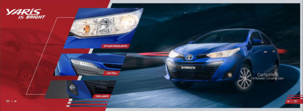 Official 2020 Toyota Yaris Brochure is Out 10