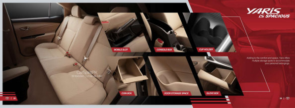 Official 2020 Toyota Yaris Brochure is Out 20