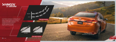 Official 2020 Toyota Yaris Brochure is Out 28