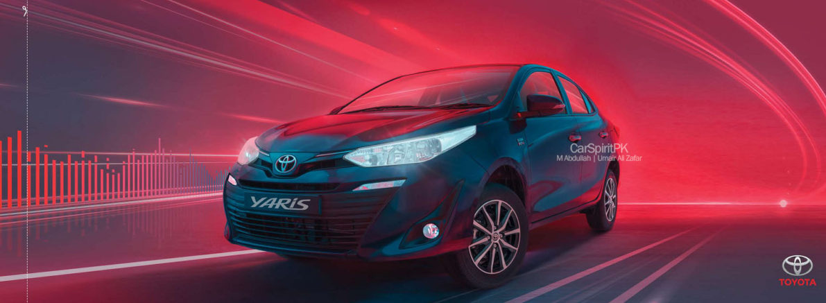 Official 2020 Toyota Yaris Brochure is Out 35