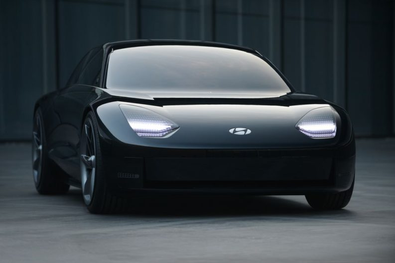 Hyundai Reveals the Stunning Prophecy EV Concept 1
