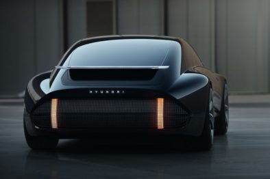 Hyundai Reveals the Stunning Prophecy EV Concept 3