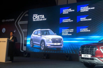 2020 Hyundai Creta Launched in India Priced from INR 9.99 Lac 2