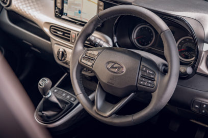 Hyundai i10- Small Wonder That's Yet to Arrive in Pakistan 8