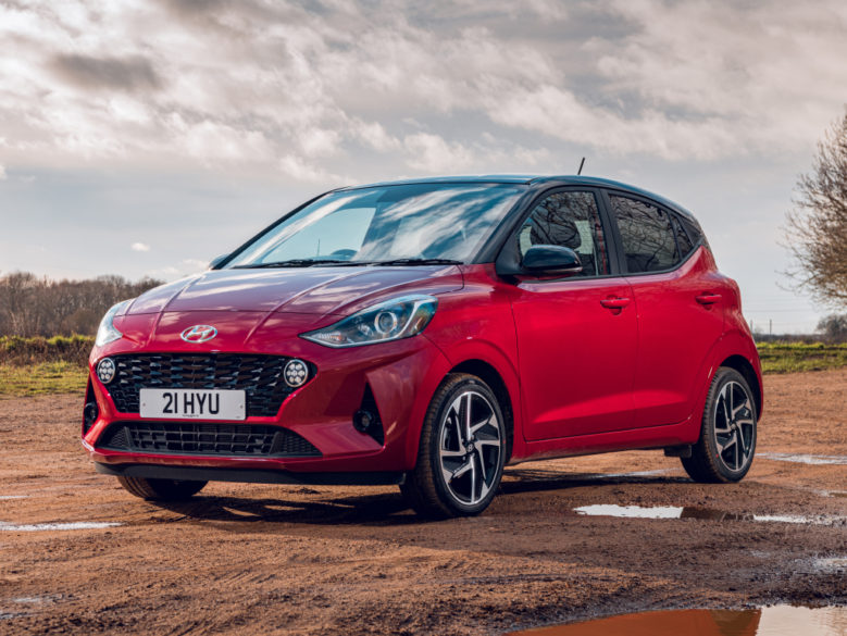 Hyundai i10- Small Wonder That's Yet to Arrive in Pakistan 6